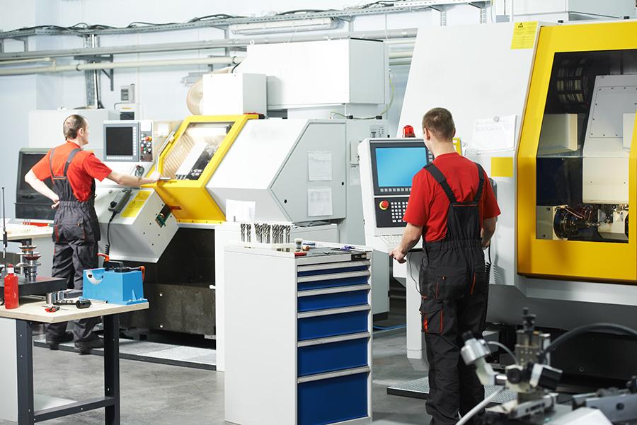 L'usinage de précision pour la fabrication de pièces industrielles