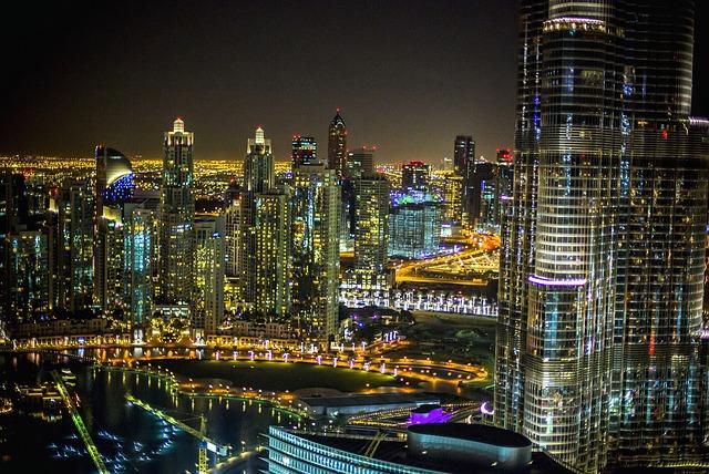 Pas besoin de visa pour Dubai pour les français